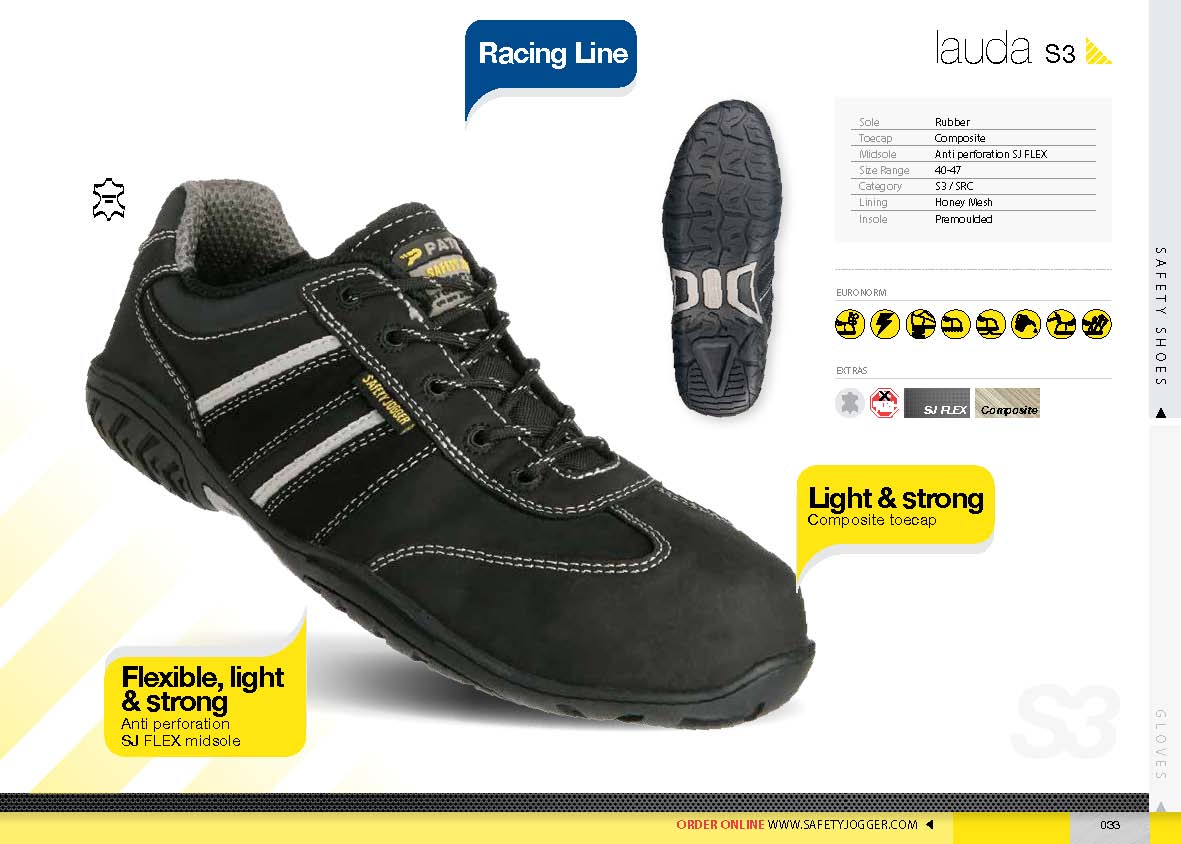 safety shoes safety Jogger Lauda
