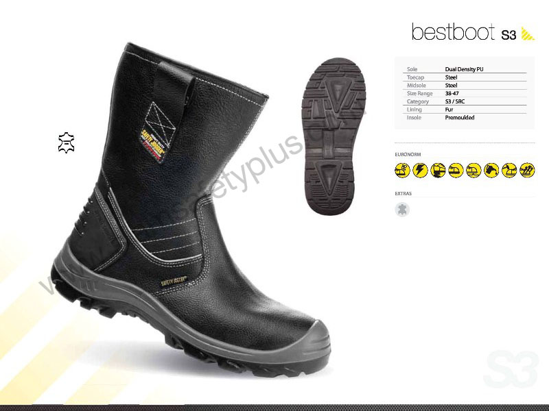 safety shoes safety Jogger Bestboot