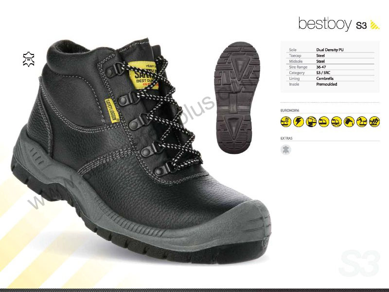 safety shoes safety Jogger Bestboy