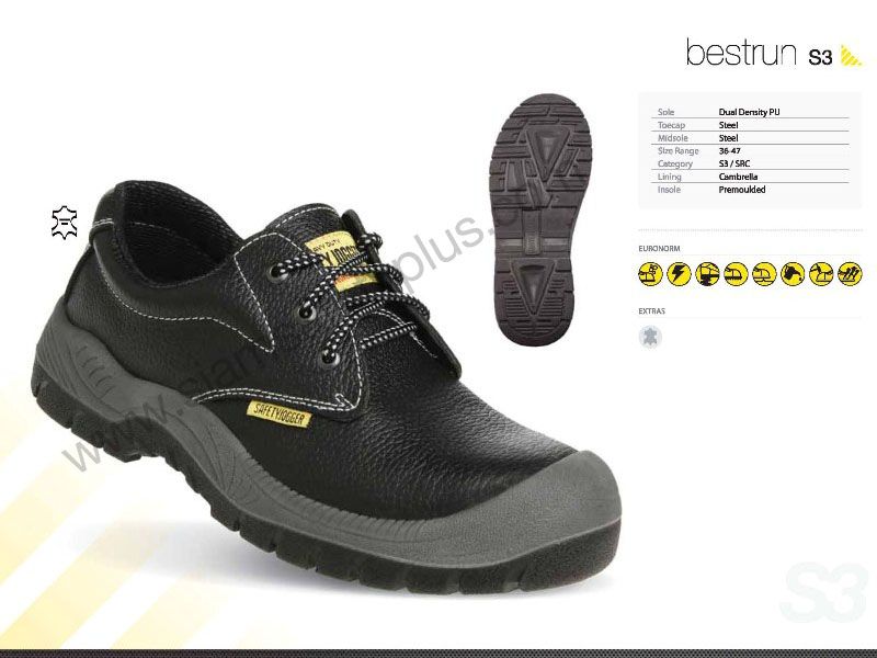 safety shoes safety Jogger Bestrun