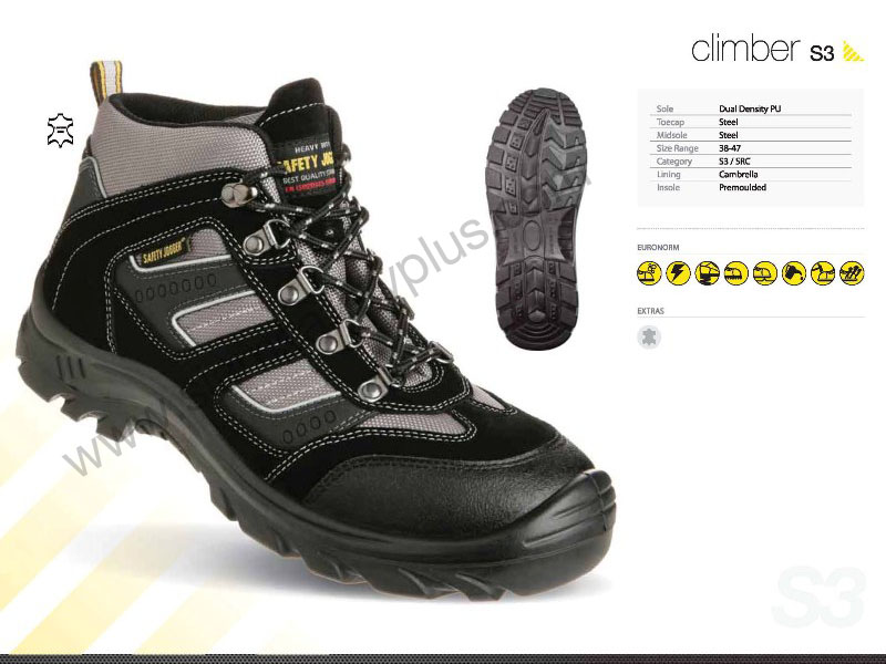 safety shoes safety Jogger Climber