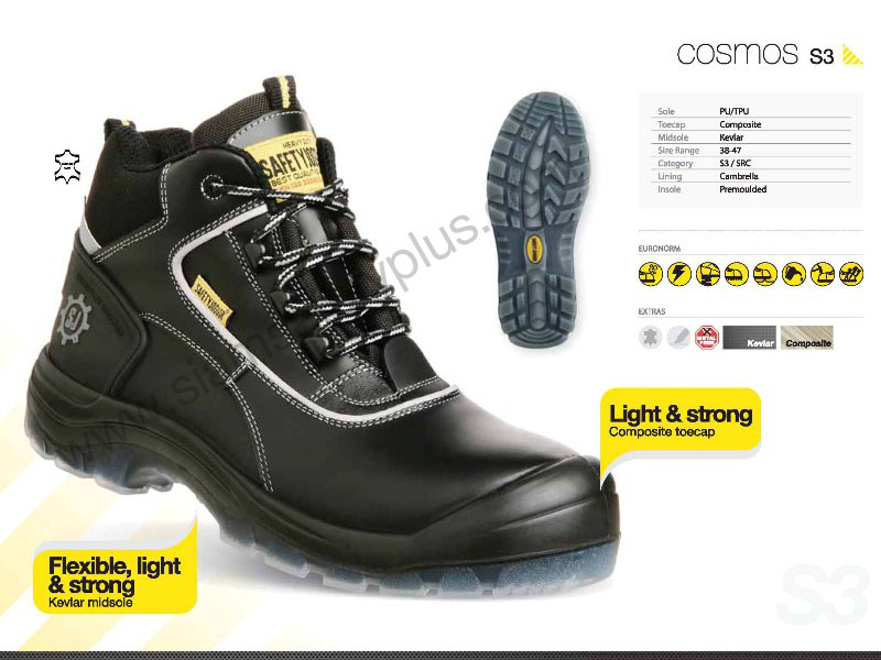 safety shoes safety Jogger Cosmos