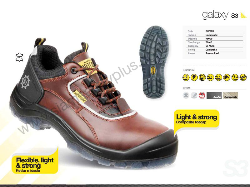 safety shoes safety Jogger Galaxy