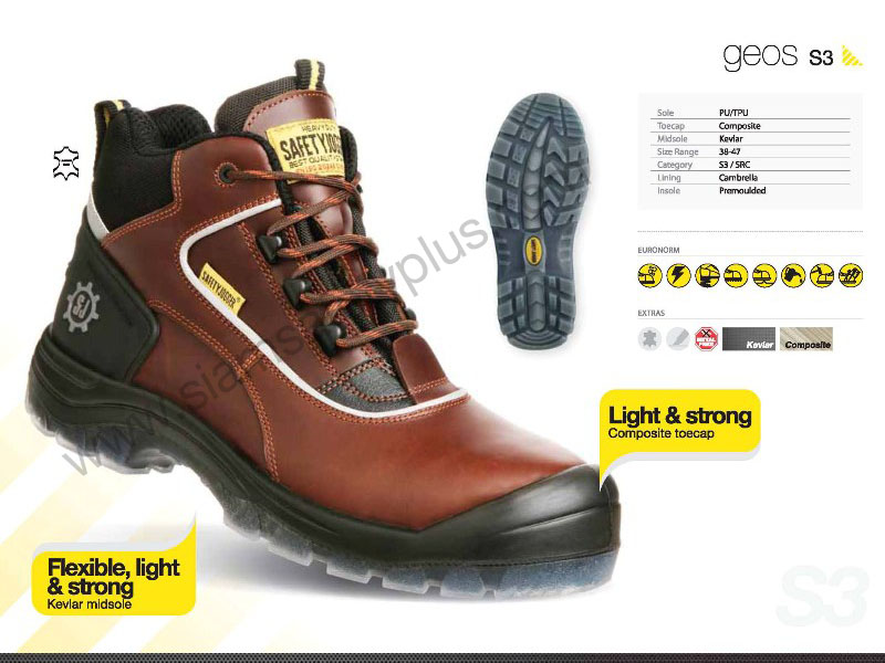 safety shoes safety Jogger Geos