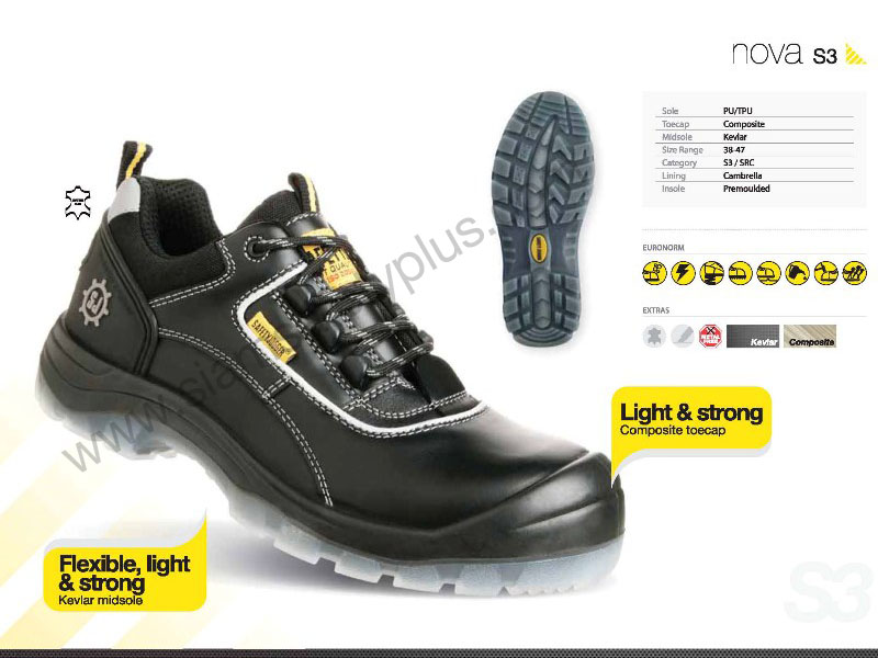 safety shoes safety Jogger NOVA